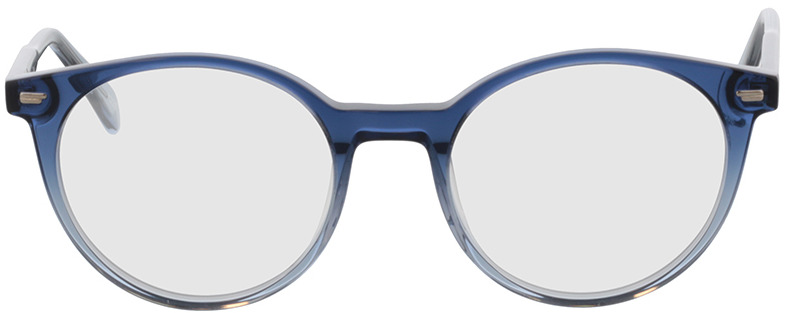 Picture of glasses model Bonnie-azul-degradê in angle 0