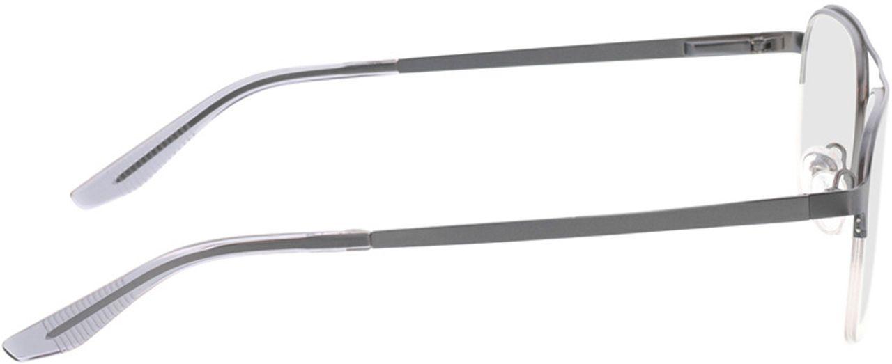 Picture of glasses model Ivano-matt anthrazit in angle 90