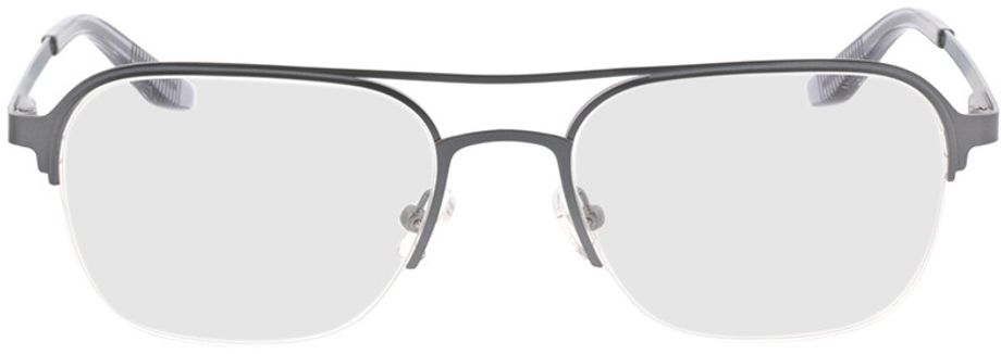 Picture of glasses model Ivano-matt anthrazit in angle 0