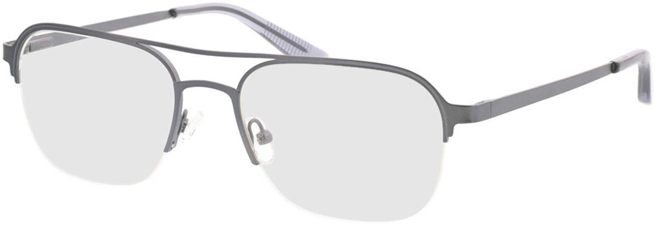 Picture of glasses model Ivano-matt anthrazit in angle 330