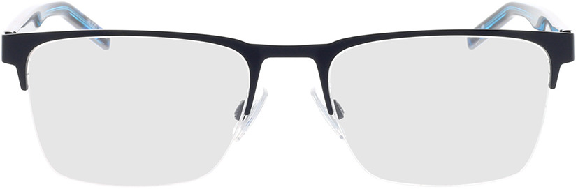 Picture of glasses model Hugo HG 1076 FLL 56-19 in angle 0