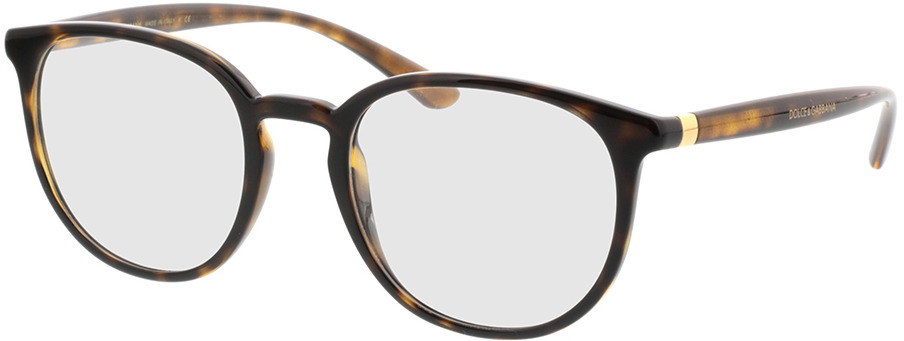 Picture of glasses model Dolce&Gabbana DG5033 502 50-20 in angle 330
