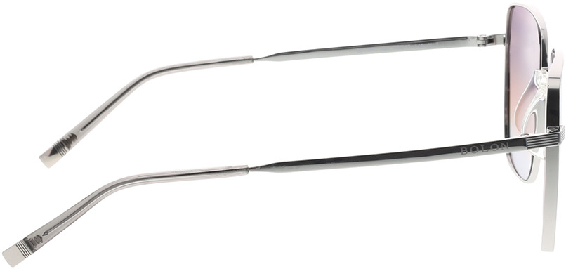 Picture of glasses model Bolon BL1006 A90 55-17 in angle 90