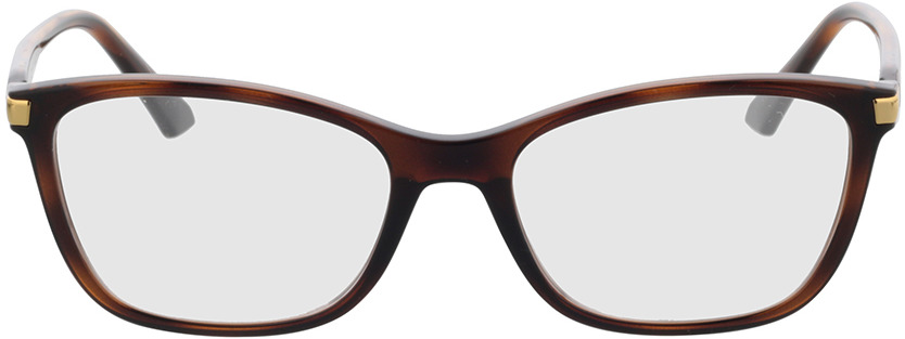 Picture of glasses model Vogue VO5378 2386 53 in angle 0