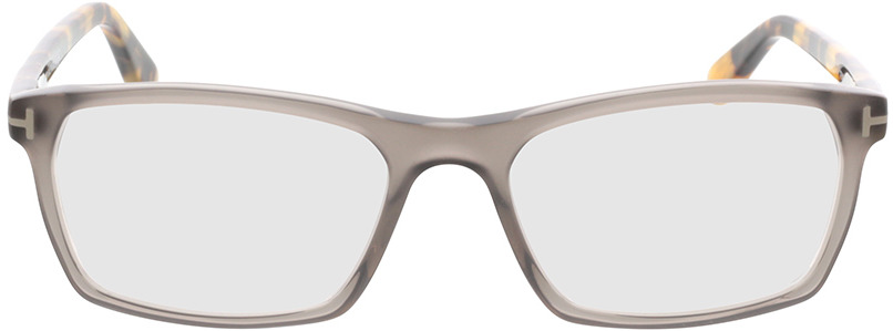 Picture of glasses model Tom Ford FT5295 020 54 17 in angle 0