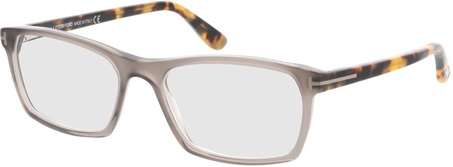 Picture of glasses model Tom Ford FT5295 020 in angle 330