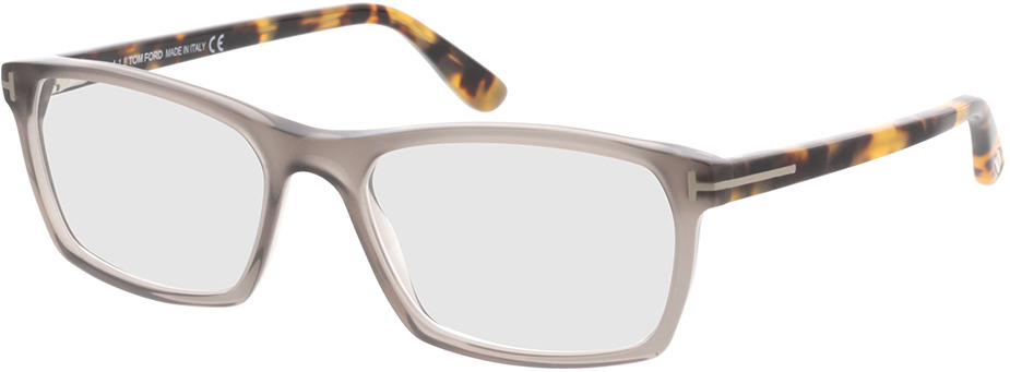 Picture of glasses model Tom Ford FT5295 020 54 17 in angle 330