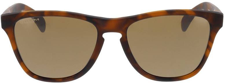 Picture of glasses model Oakley Frogskins XS OJ9006 16 53-16 in angle 0