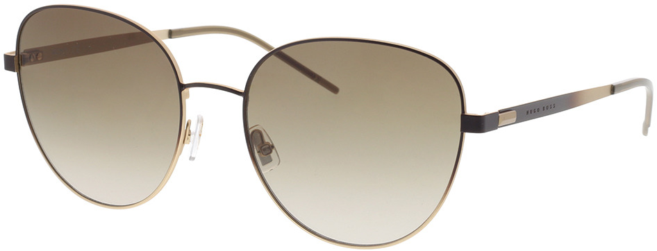 Picture of glasses model Boss BOSS 1161/S UFM 58-18
