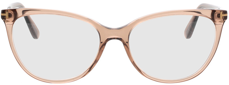 Picture of glasses model Tom Ford FT5513 045 in angle 0