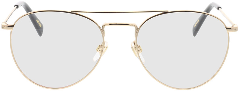 Picture of glasses model Levi's LV 1006 J5G 54-19 in angle 0