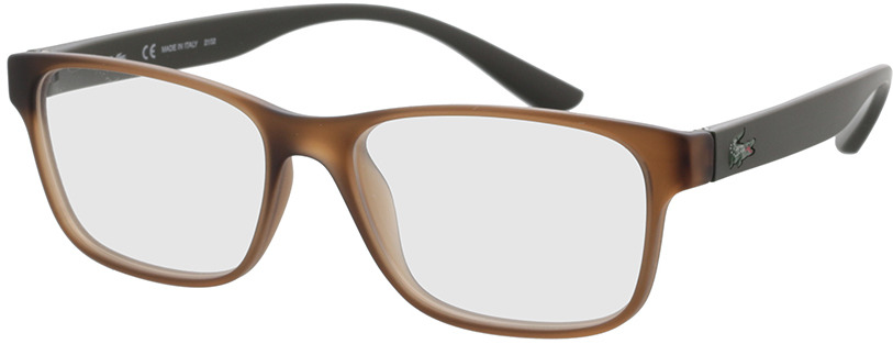 Picture of glasses model Lacoste L3804B 210 51-16 in angle 330