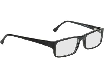 Brille Rockingham-schwarz
