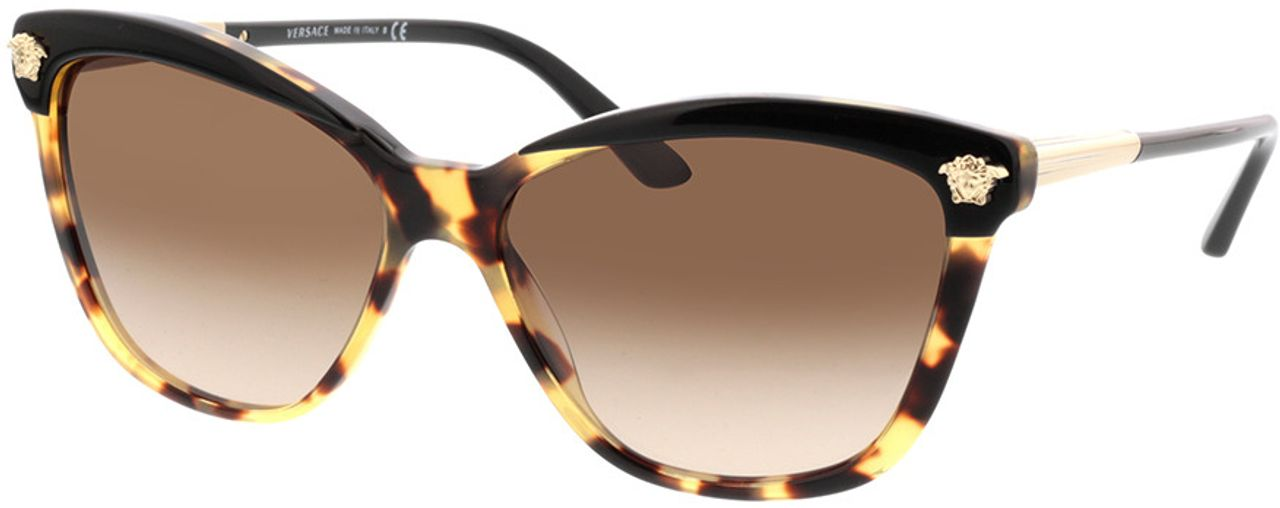 Picture of glasses model Versace VE4313 517713 57-15 in angle 330