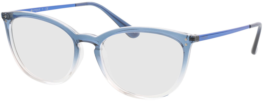 Picture of glasses model Vogue VO5276 2738 53-17 in angle 330