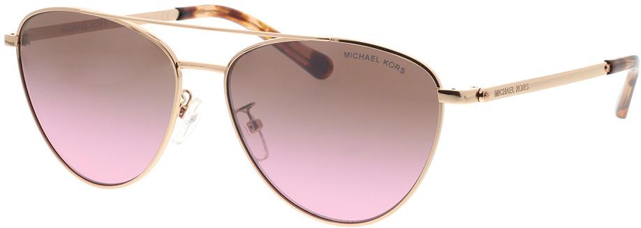 Picture of glasses model Michael Kors Barcelona MK1056 110867 58-15