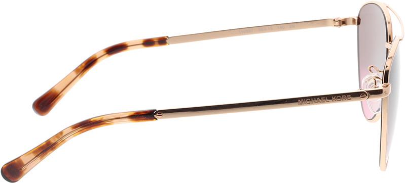 Picture of glasses model Michael Kors Barcelona MK1056 110867 58-15 in angle 90