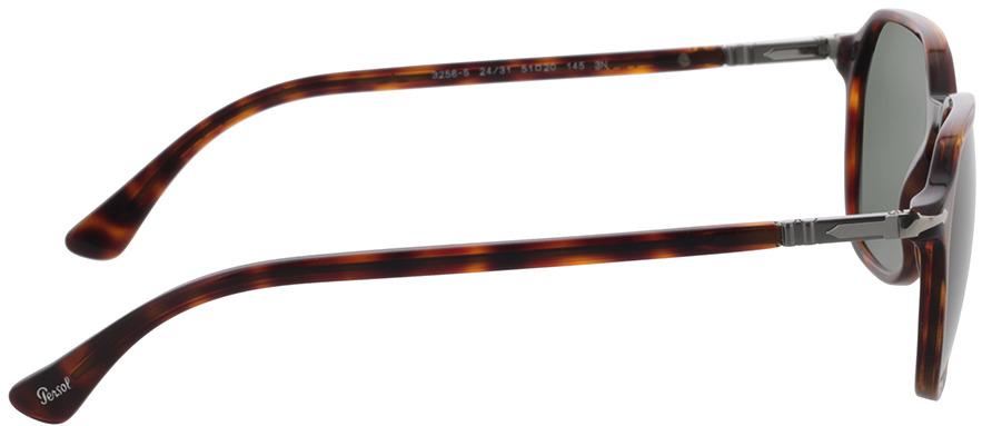 Picture of glasses model Persol PO3256S 24/31 51-20 in angle 90