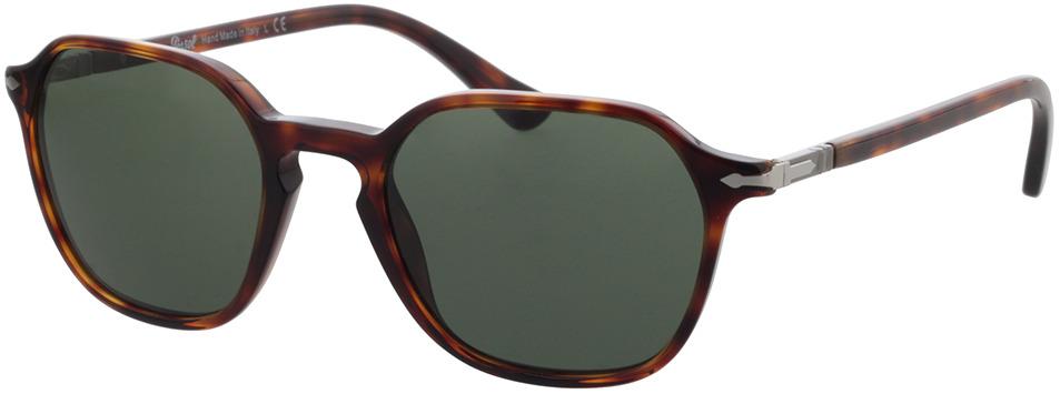 Picture of glasses model Persol PO3256S 24/31 51-20 in angle 330