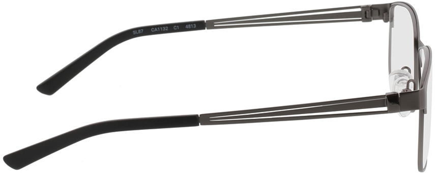 Picture of glasses model Hemsby-anthrazit in angle 90