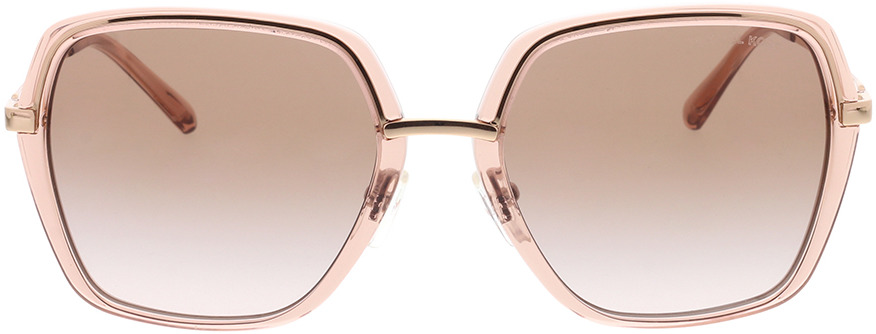 Picture of glasses model Michael Kors MK1075 110813 57-19 in angle 0