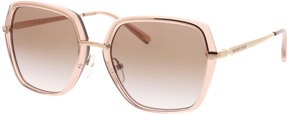 Picture of glasses model Michael Kors MK1075 110813 57-19 in angle 330