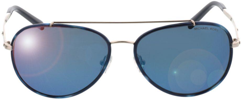 Picture of glasses model Michael Kors Ida MK1019 116755 59-15 in angle 0