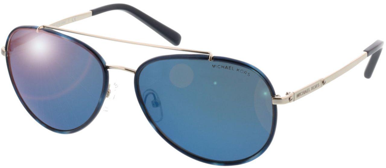 Picture of glasses model Michael Kors Ida MK1019 116755 59-15 in angle 330