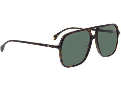 Brille Gucci GG0545S-002 58-15