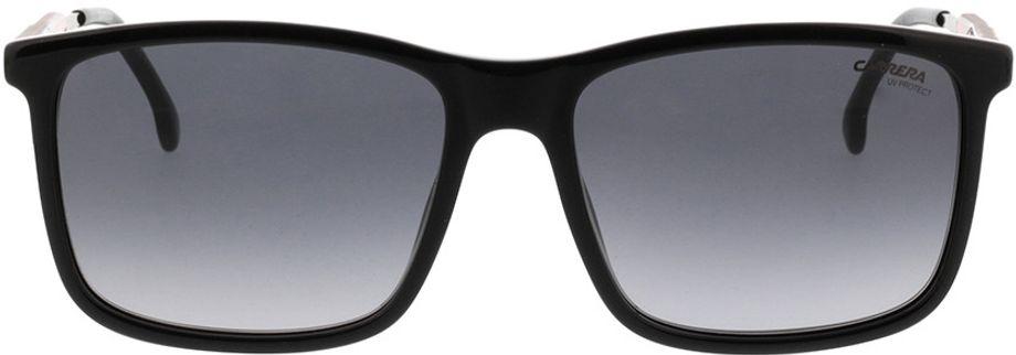 Picture of glasses model Carrera CA8029/S 807/9O 57-17 in angle 0