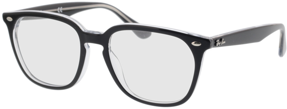 Picture of glasses model Ray-Ban RX4362V 2034 53-18 in angle 330