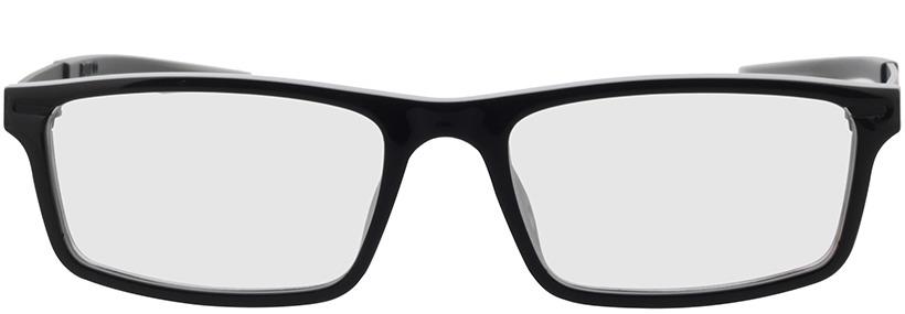 Picture of glasses model Puma PU0299O-001 56-18 in angle 0