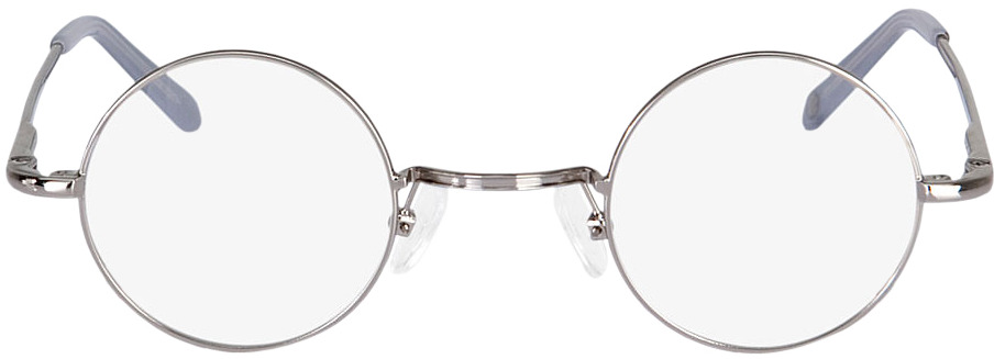Picture of glasses model Cary-silber in angle 0
