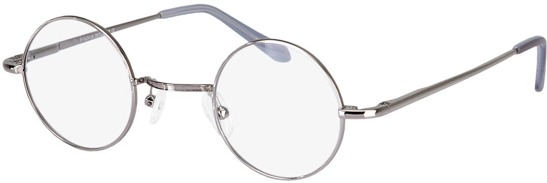 Picture of glasses model Cary-silber in angle 330