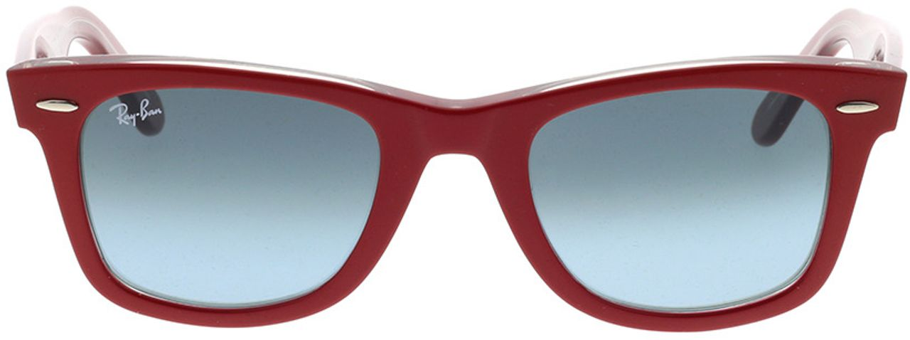 Picture of glasses model Ray-Ban RB2140 12963M 50-22 in angle 0