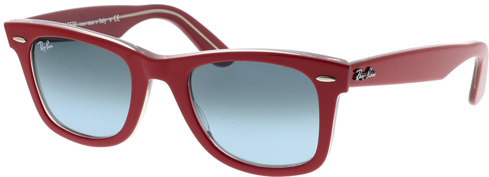 Picture of glasses model Ray-Ban RB2140 12963M 50-22 in angle 330