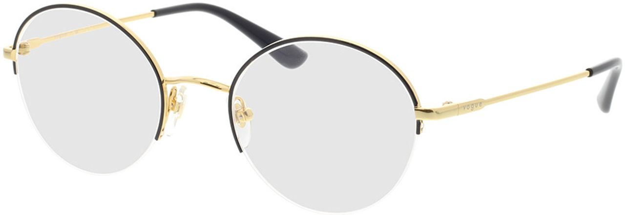 Picture of glasses model Vogue VO4162 280 49-21 in angle 330