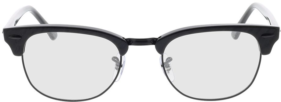 Picture of glasses model Ray-Ban Clubmaster RX5154 8049 51-21 in angle 0