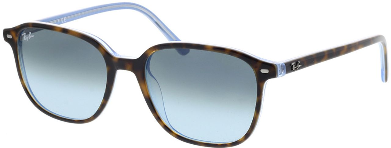 Picture of glasses model Ray-Ban Leonard RB2193 13163M 53-18 in angle 330