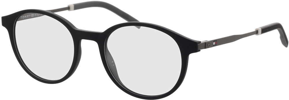 Picture of glasses model Tommy Hilfiger TH 1832 003 49-19 in angle 330