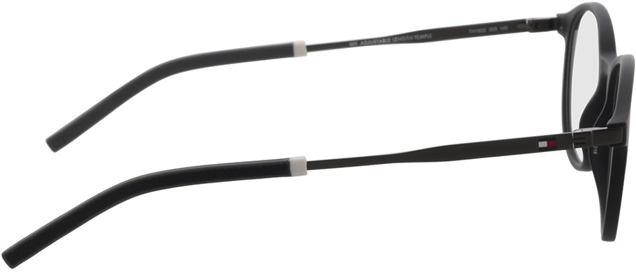 Picture of glasses model Tommy Hilfiger TH 1832 003 49-19 in angle 90