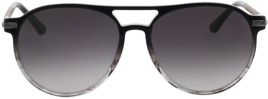 Picture of glasses model Wood Fellas Sunglasses Core macassar/black-grey 56-16 in angle 0