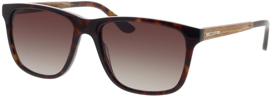 Picture of glasses model Wood Fellas Sunglasses Oberhaus macassar/havana 56-18