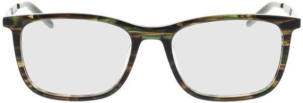 Picture of glasses model Hugo HG 1018 6AK 52-17 in angle 0
