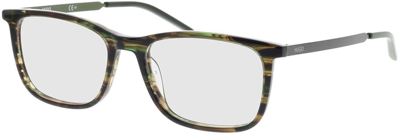 Picture of glasses model Hugo HG 1018 6AK 52-17 in angle 330