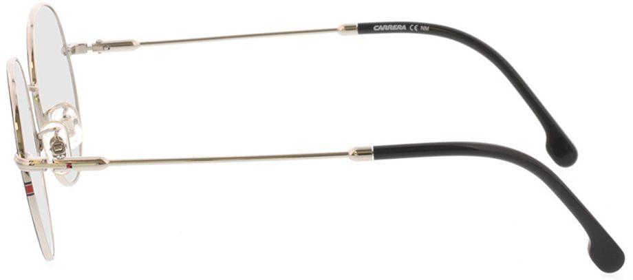 Picture of glasses model Carrera CARRERA 194/G 84J 50-20 in angle 270