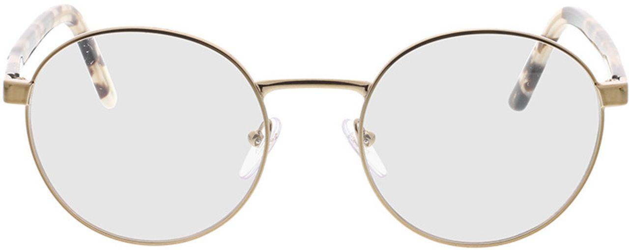 Picture of glasses model Prada PR 52XV ACD1O1 51-19 in angle 0