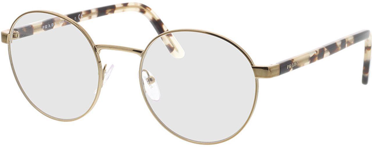 Picture of glasses model Prada PR 52XV ACD1O1 51-19 in angle 330