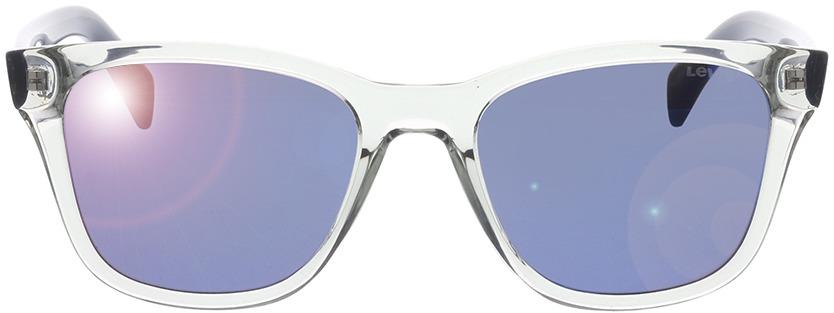 Picture of glasses model Levi's LV 1002/S 09V 53-19 in angle 0