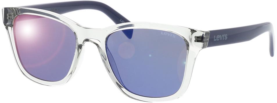 Picture of glasses model Levi's LV 1002/S 09V 53-19 in angle 330